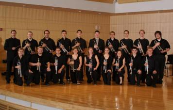 The Truman Trumpet Ensemble