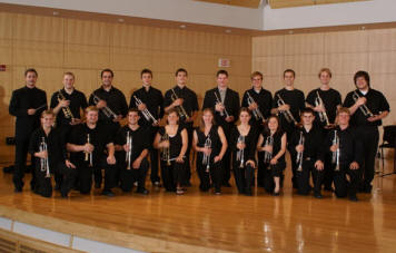 The Truman Trumpet Ensemble