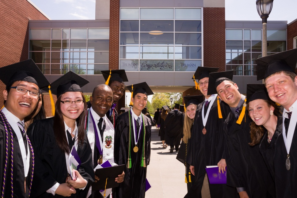 Truman State University Graduates