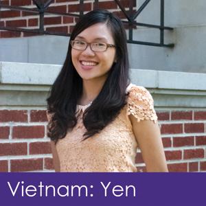 VIetnam - Yen