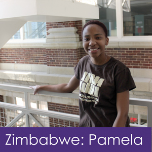 Zimbabwe - Pamela