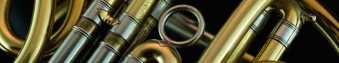 french horn header