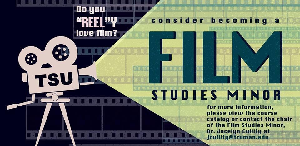 Pursue a Film Studies Minor