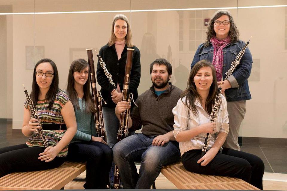 double reeds studio group shot