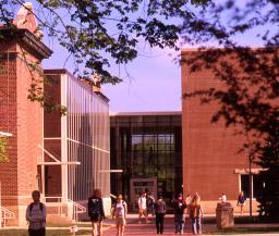 Ophelia Parrish Building/Fine Arts Center