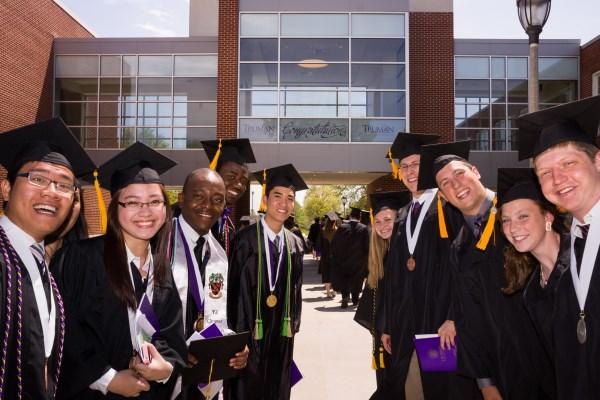 Truman Graduates