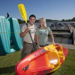 Boat Rentals at Thousand Hills State Park