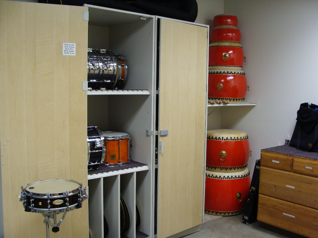 Image of Percussion Practice Rooms