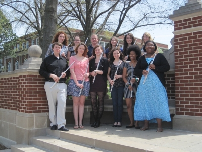 Flute Students