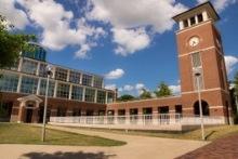 Pickler Memorial Library & Clock Tower