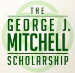 George J Mitchell Scholarship