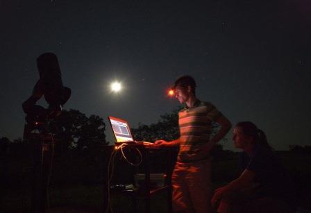 Observatory at Thousand Hills Farm
