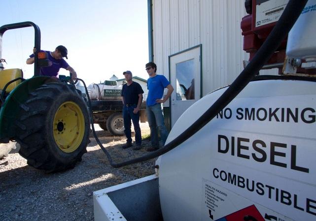 University Farm Biodiesel Program