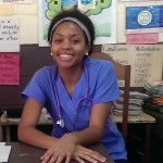 Brittany Temple, medical trip to Belize