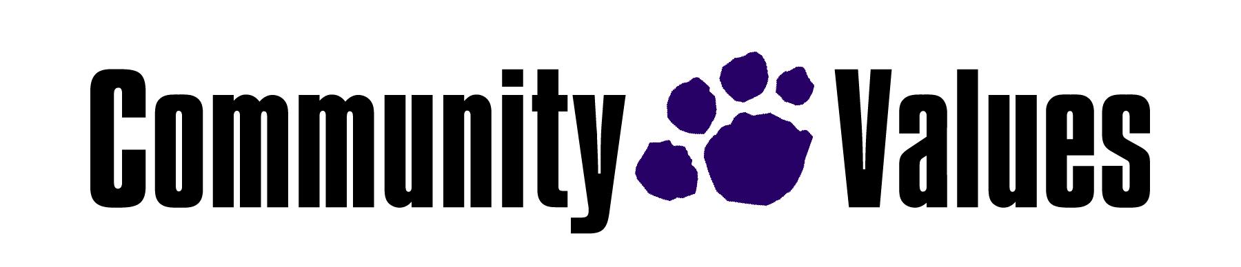 Community Values Logo