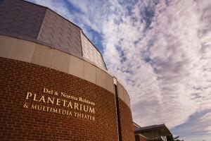 Del and Norma Robison Planetarium and Multimedia Theater at Truman