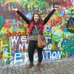 Bethany spent Spring Break in Vienna, Prague & Budapest
