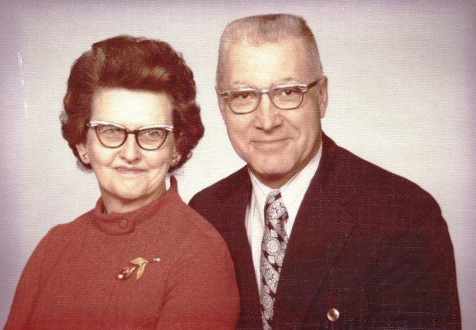 Essie and Harry Gardner
