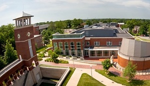 Magruder Hall is Truman's primary science facility.