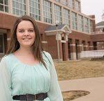 Emma Merrigan ('14) Graduate Student