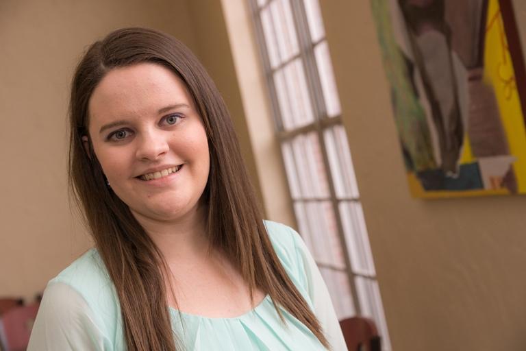 Truman student Emma Merrigan