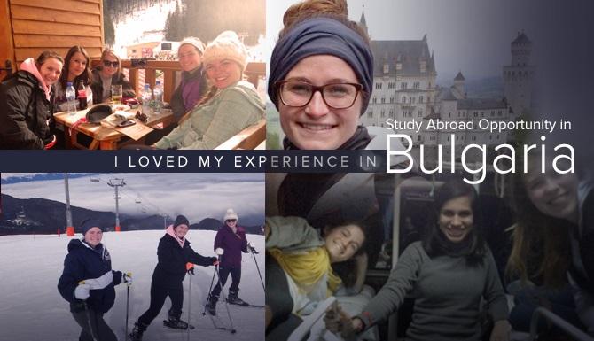 Melissa Fulton, Study Abroad at Truman State University