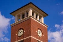 Bell Tower on Truman campus