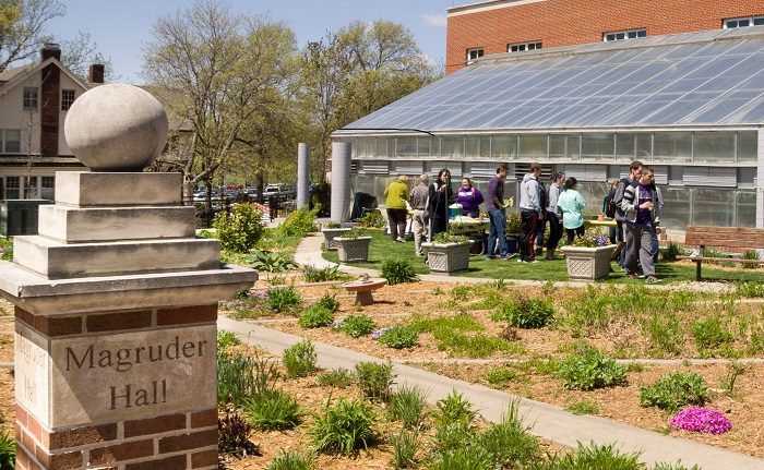 Gaber Solar Clock Garden
