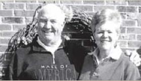 Ron and Billie Wiggins