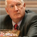 Wally Horn ('58, '62): Iowa State Senator