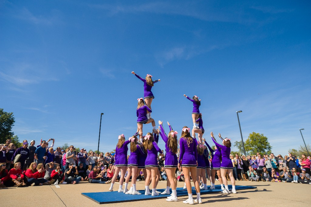 2015 Homecoming Tailgate & Pre-Game