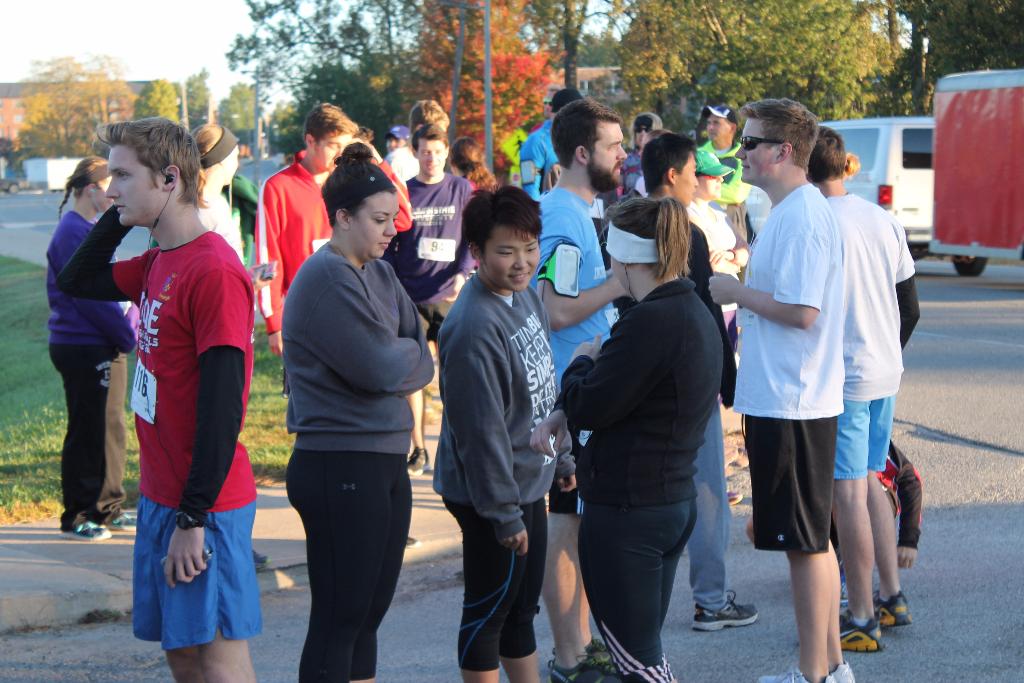 Homecoming 2015 5K Run/Walk