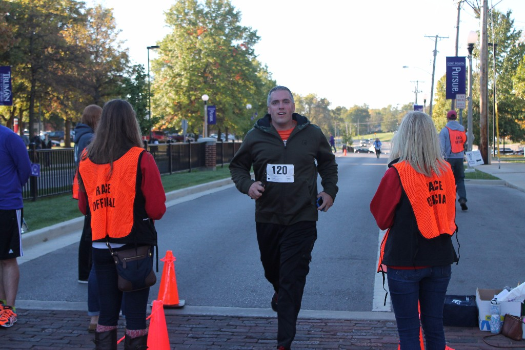 Homecoming 2015 5K Run/Walk
