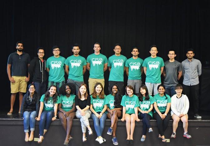 International Ambassadors Group Photo - Center for International Students