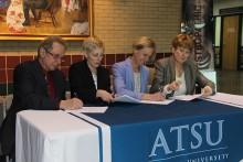 Truman and ATSU Partnership
