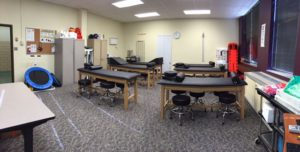 Athletic Training Facilities