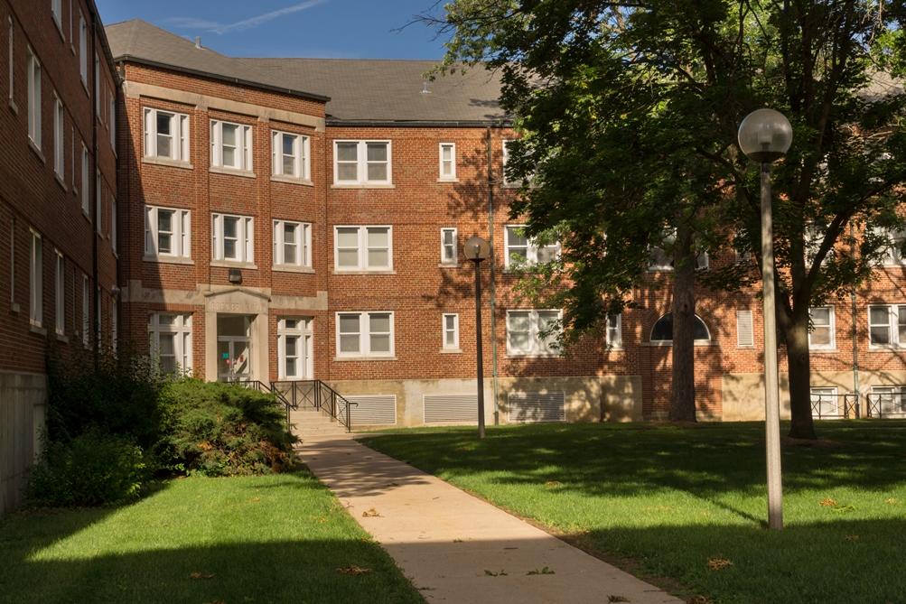 Blanton-Nason-Brewer Halls