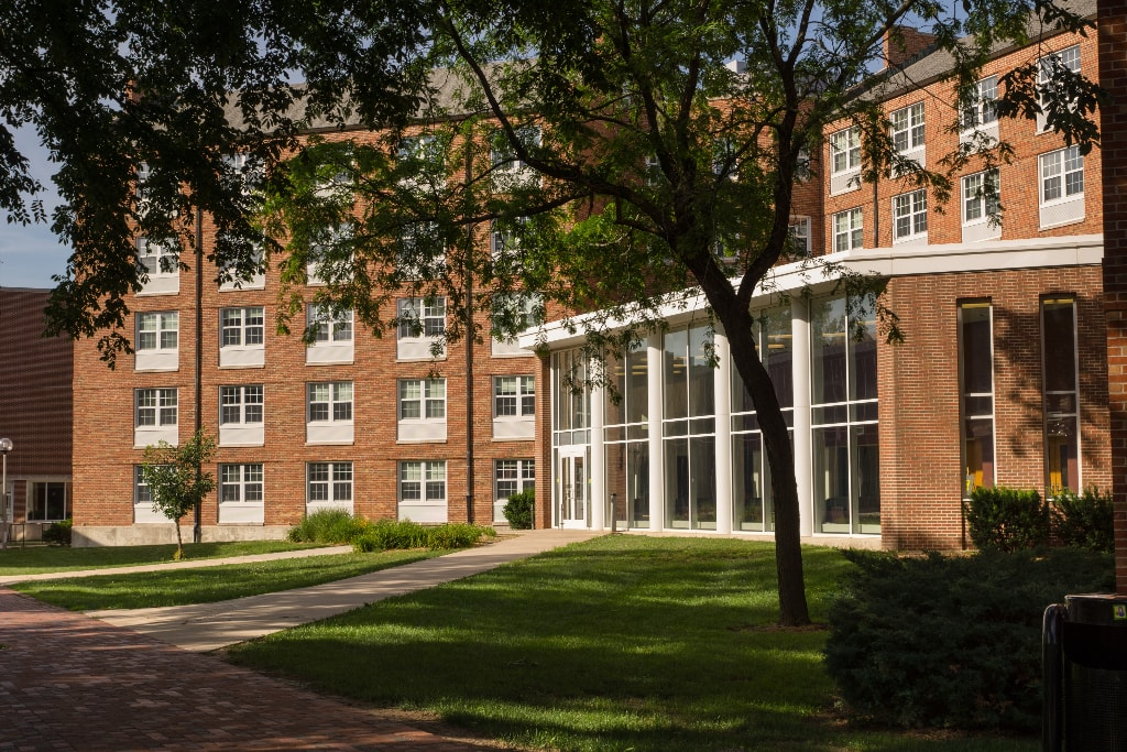 Image of Missouri Hall