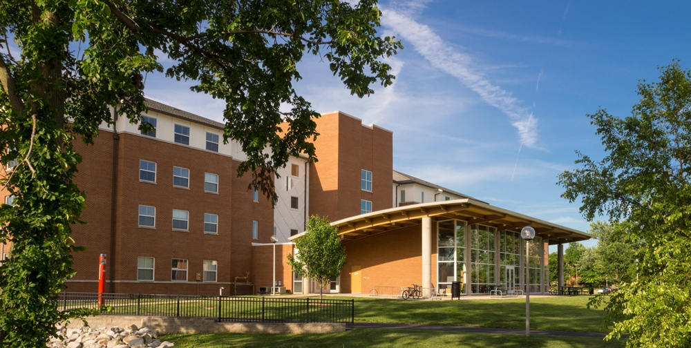 West Campus Suites