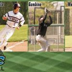 Baseball - Agliolo, Gambino, Wood