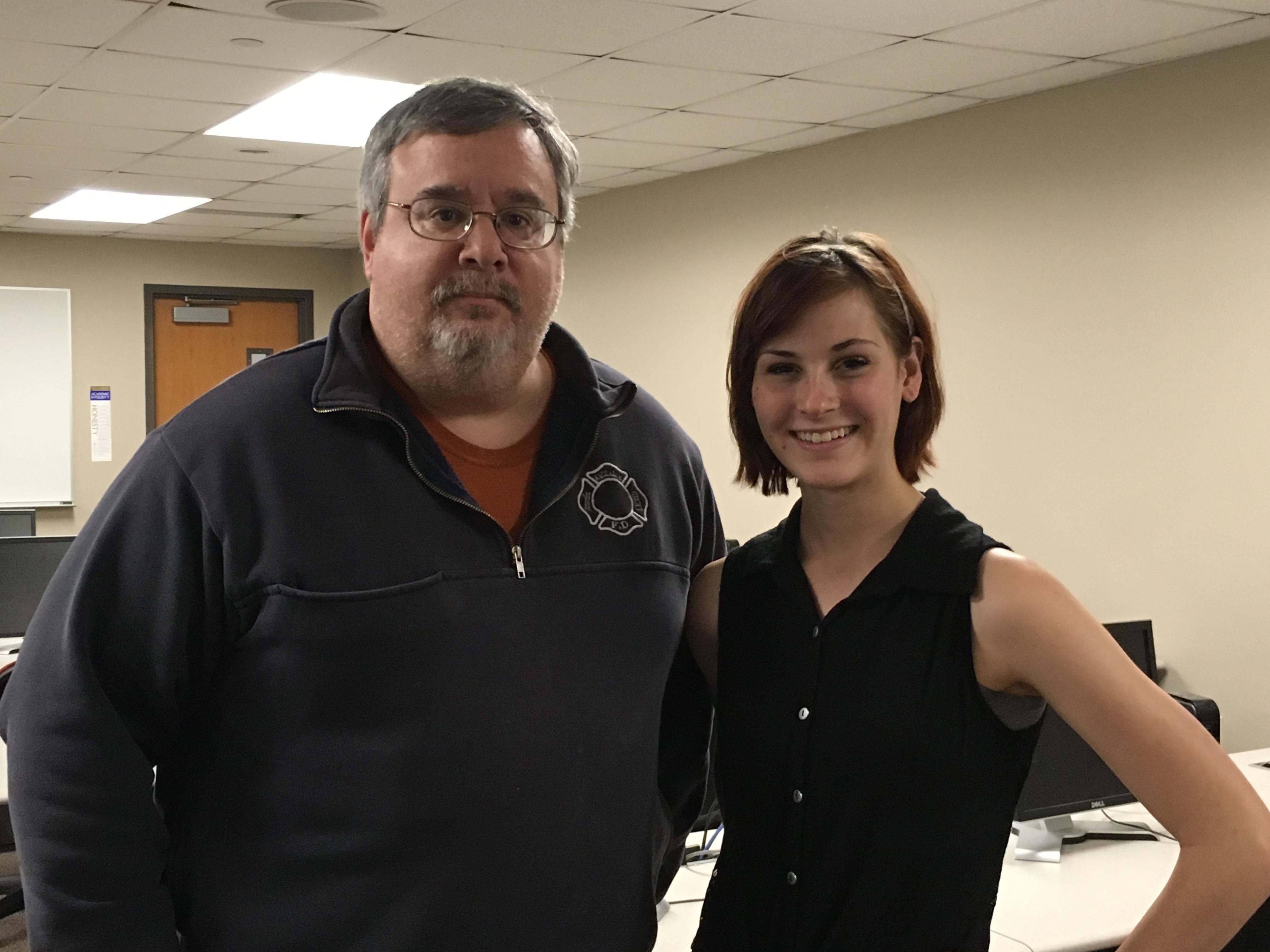 Allison Kelly and Paul Shapiro