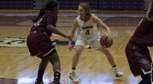 Women's Basketball Team at Truman