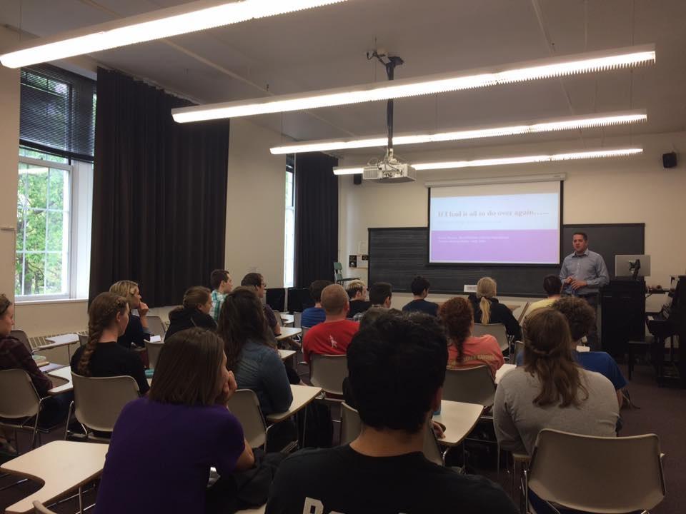 Aaron Stewart presentation