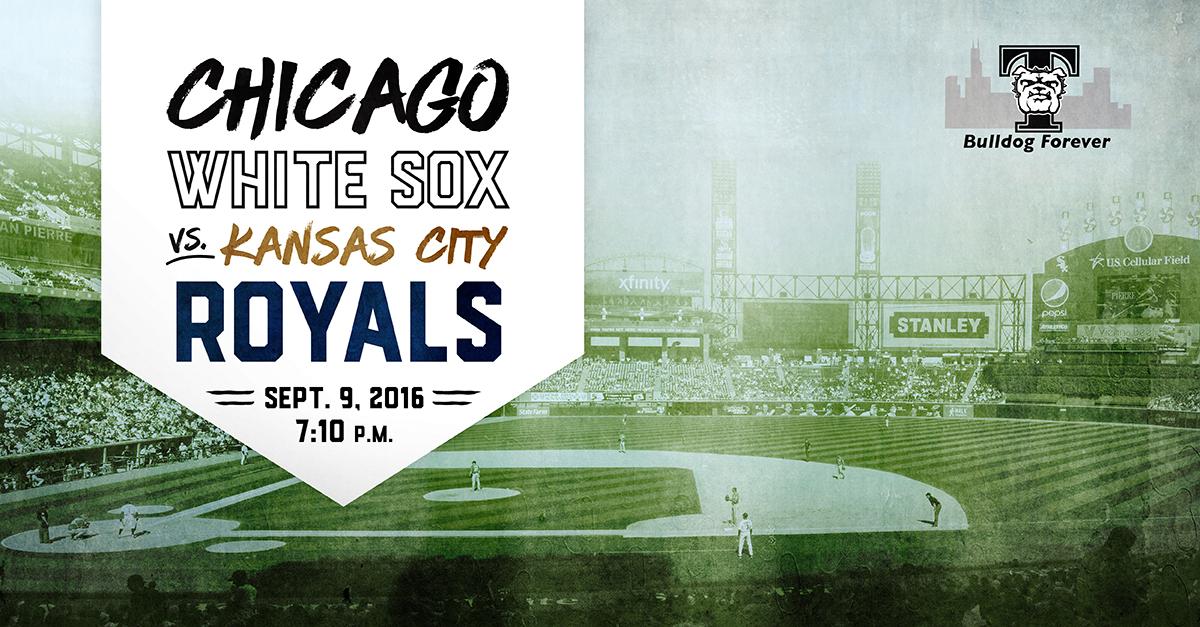 Chicago Alumni Chapter: Chicago White Sox vs  Kansas City Royals