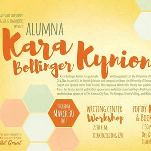 Alumna Kara Bollinger Kynion