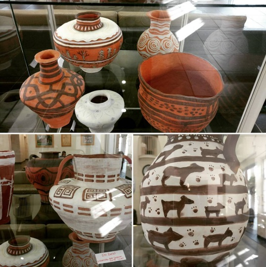 professor-wilburs-ceramics-i-class-made-vases-to-resemble-ancient-pots