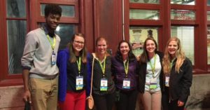 Students Present at National Conference