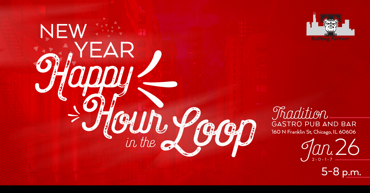 happy new year loop happy hour