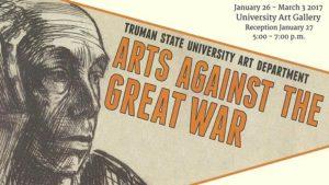 Art Gallery Reception Kicks Off World War I Exhibits