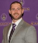 Michael Landram, Exercise Science graduate